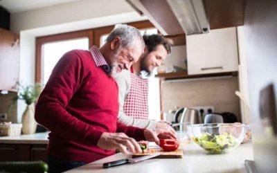 Cohabitation intergénérationnelle solidaire : un système gagnant-gagnant, qui valorise l'entraide et le partage entre les générations.